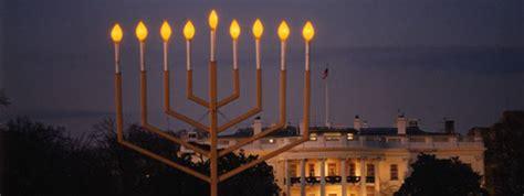 national menorah lighting washington d c usa american