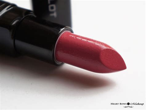 inglot matte lipstick 425 review swatches bows
