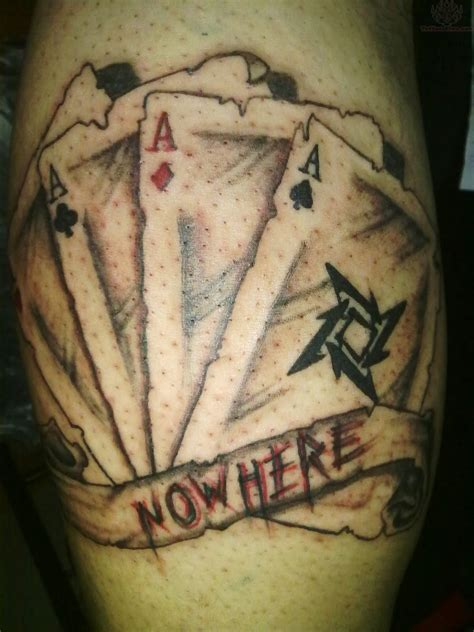 poker tattoos designs images designs