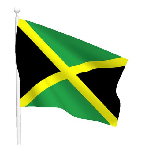 Branches Wall Stickers jamaica flag heavy duty nylon flag flags international