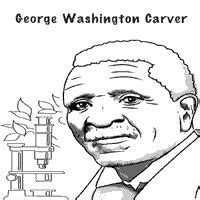 free coloring pages of george washington carver 15 best george washington carver images on pinterest