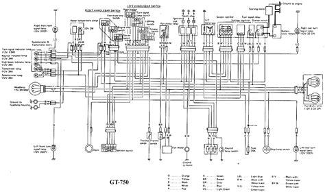 83 yamaha seca 750 wiring diagram get free image about