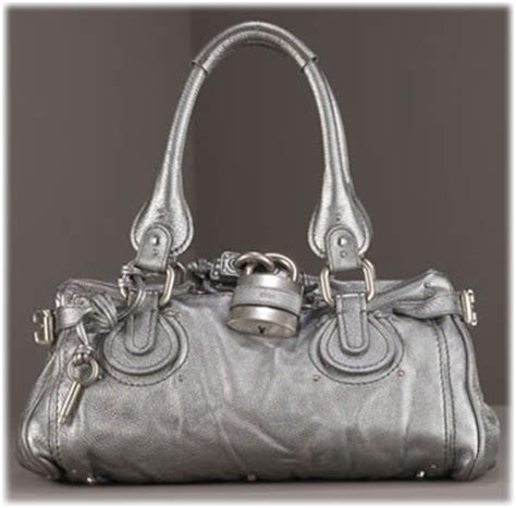 Still The Paddingtons In Silver Metallic by Bag Bits Vol Xv Purseblog