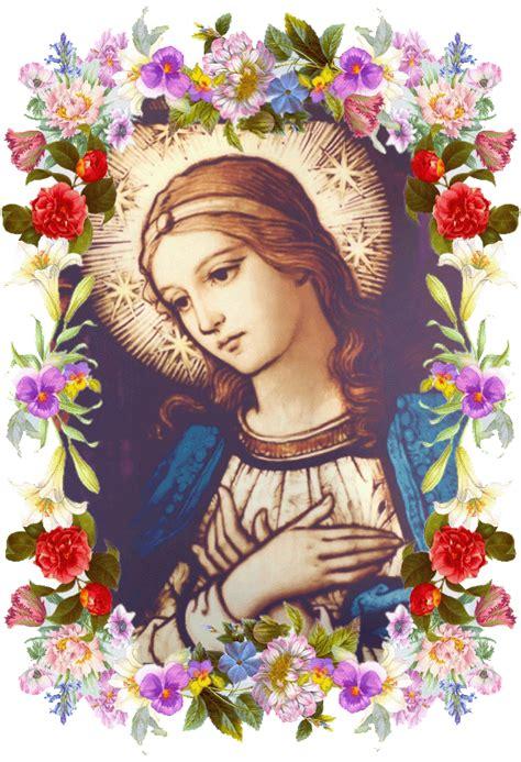 imagenes de la virgen maria tiernas fiesta de la inmaculada concepcion mi rinc 243 n un espacio