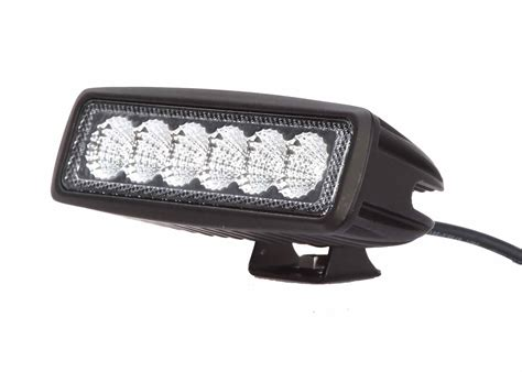 Super Low Profile Led 6 Inch 18 Watt Tuff Led Lights 6 Inch Led Light