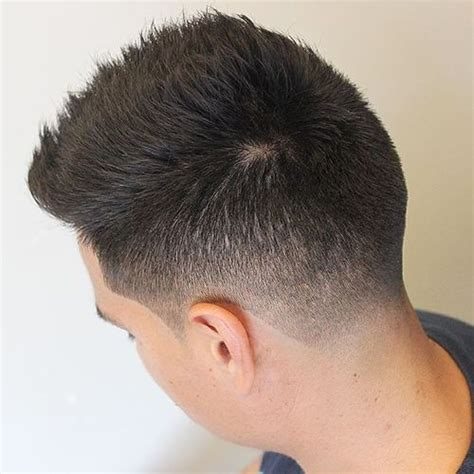 point cut hairstyles 40 different military cuts for any guy to choose from