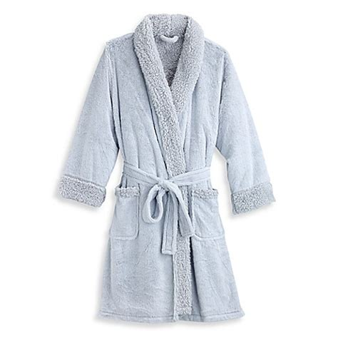bed bath and beyond robes cozy plush robe bed bath beyond