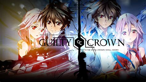 wallpaper anime guilty crown anime guilty crown wallpapers desktop phone tablet