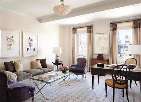 classic hospitality interior design of the carlyle hotel