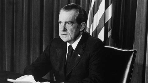 Why Did Richard Nixon Resign The Office Of President by This Day In History 1974 President Nixon To Resign