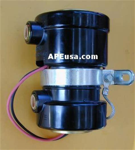 boat fuel pump auto performance engineering walbro series 6000 fuel pumps