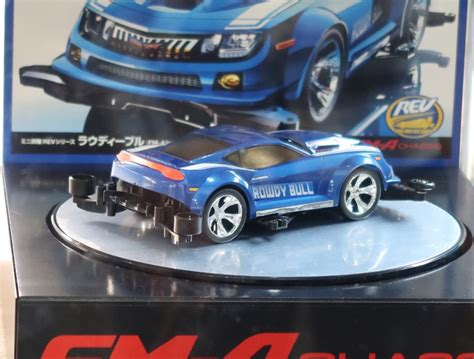 Tamiya Mini 4wd Tamiya Aoda Model 3 mini 4wd tamiya rowdy bull fm a chassis 3 tamiyablog