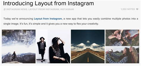 download layout from instagram introducing layout from instagram instagram blog