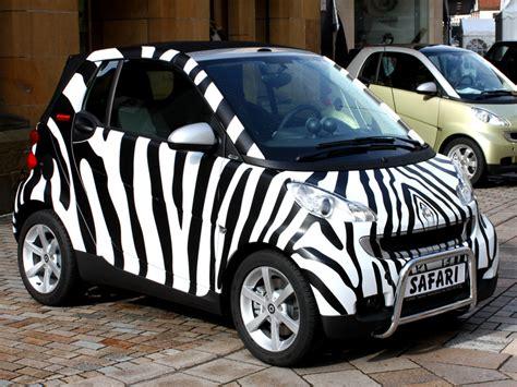 Autofolierung Zebra by Safari Smart
