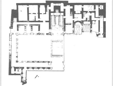 ancient roman villa floor plan ancient roman villa floor plan ancient roman villas