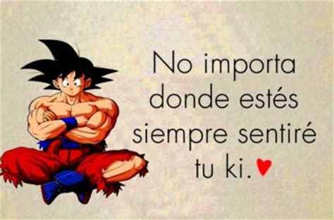 imagenes de amor dragon ball z frases de dragon ball z de amor fotos de dragon ball