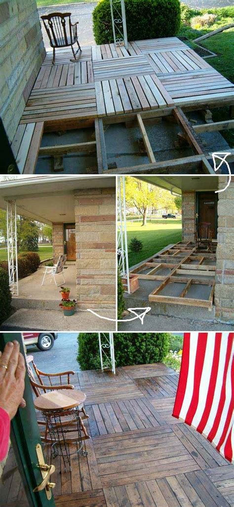 backyard decks on a budget 15 stunning low budget floating deck ideas for your home