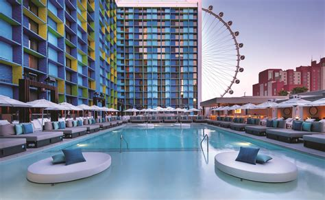 Private Dining Rooms Las Vegas by The Linq Hotel Amp Casino Opens Newest Pool On The Las Vegas