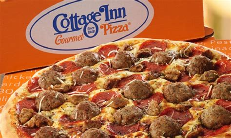 cottage inn pizza gourmet pizza cottage inn pizza groupon