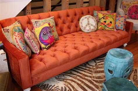 burnt orange couch boho sofa pillows boho pinterest burnt orange