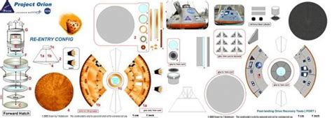 Nasa Paper Models
