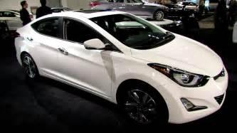 Does Hyundai Make A 2014 Hyundai Elantra Limited Technology Package Exterior