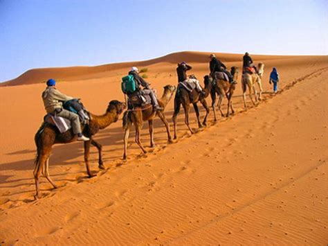 To Do Time In The Desert by Tunisia Promotes Desert Tourism Medafrica Times