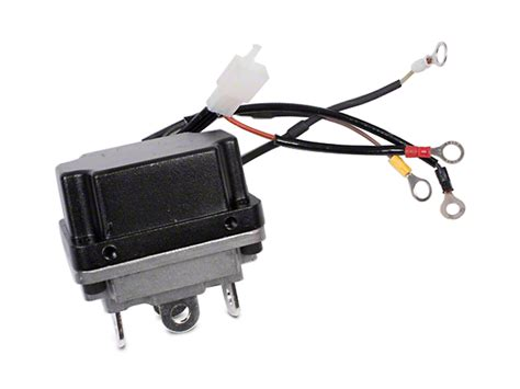 rugged ridge 8500 rugged ridge wrangler 8 500 lb or 10 500 lb winch replacement solenoid 15103 10 free shipping