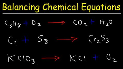 tutorial on net ionic equations balancing chemical equations practice problems youtube