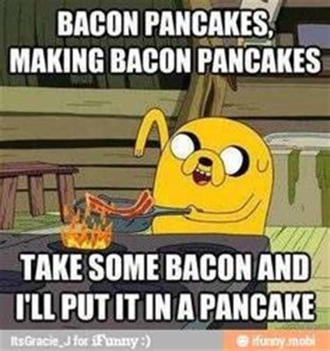 Kaos Adventure Time Bacon Pancakes adventure time