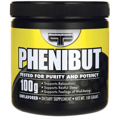 Phenibut Detox by Phenibut Performance