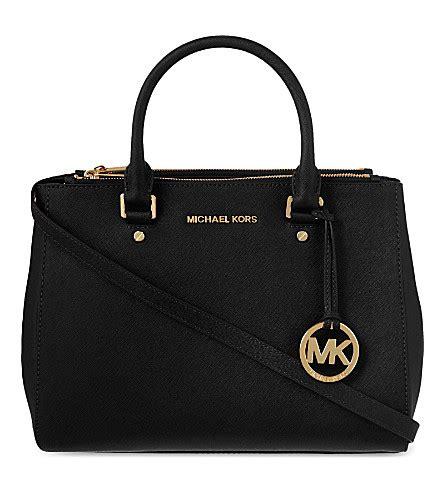 Mk Suitton michael michael kors sutton medium saffiano leather