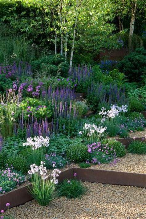Landscape Edging Slope 25 Best Ideas About Sloping Garden On Sloped
