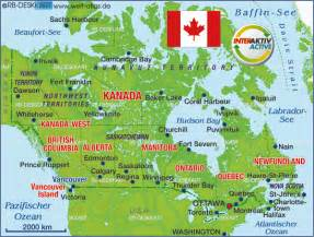 map of canada map in the atlas of the world world atlas