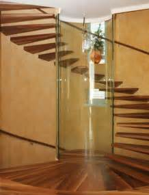 Spiral Staircase Design Glass Spiral Staircase Idea Iroonie