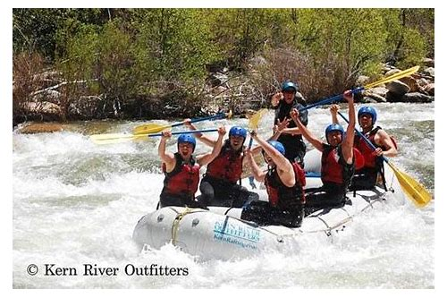 kern river rafting deals