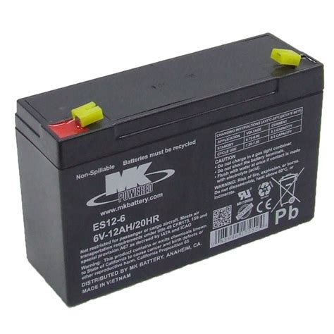 Chilwee Lead Acid Battery 12a b 6v 12a duracomm