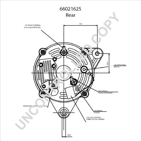 Industrial Ignition Parts Marelli Distributor Parts Diagram Ford Distributor Parts