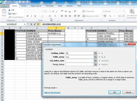 vlookup tutorial practice how to use vlookup across two workbooks match vlookup