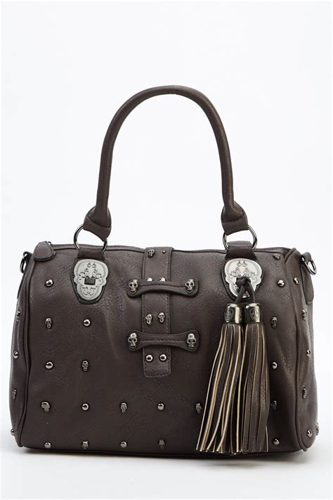 Handbag Skull by Skull Embellished Handbag Just 163 5