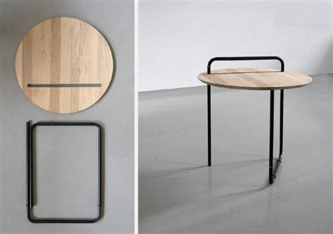 Movable Coffee Table Simple And Portable Coffee Table Inspired By Paper Clip Clip Coffee Table Home Building