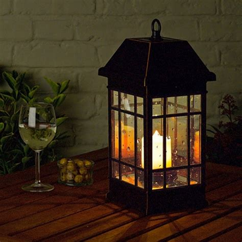Outdoor Solar Candle Lights Solar Lantern Led Light Candle L Outdoor Garden Yard Patio Landscape Smart Outdoor String