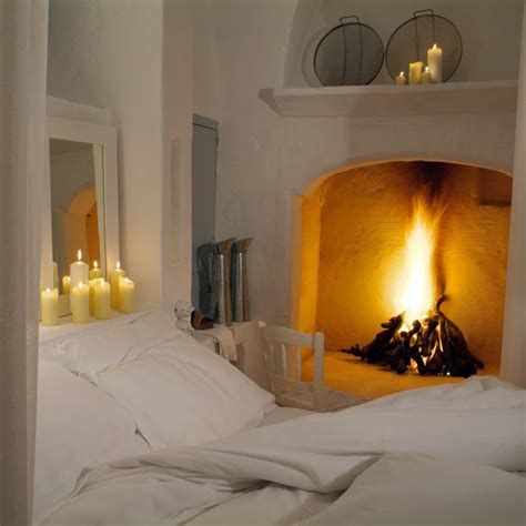 Cozy Bedroom With Fireplace 15 Cosy Bedrooms You Wish You Were In Right Now