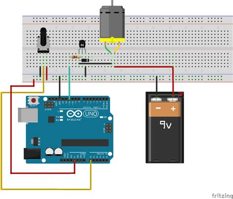 arduino dc motor diagram arduino free engine image for