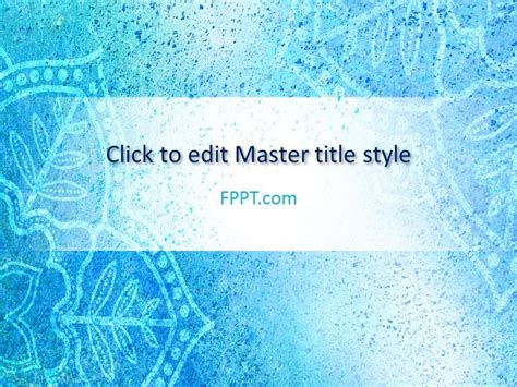 mandala powerpoint template  powerpoint templates