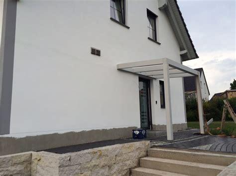 Vordach Selber Bauen Glas by Ein Vordach Aus Holz Selber Bauen Eine Anleitung
