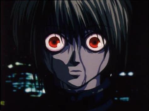 hunter × hunter (1999) ~ kurapika got the scarlet eyes