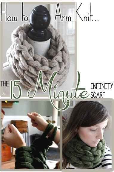 how to arm knit a scarf s cookie jar crafting with arm knit a