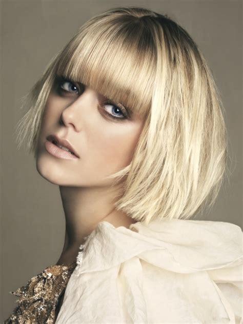 trendy short  mid length haircuts