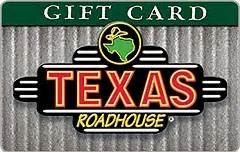 buy texas roadhouse gift cards at a 12 7 discount giftcardplace - Texas Roadhouse Gift Card Balance Check